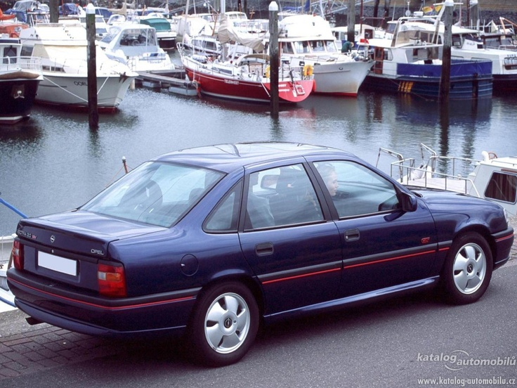 Opel Vectra 17 D