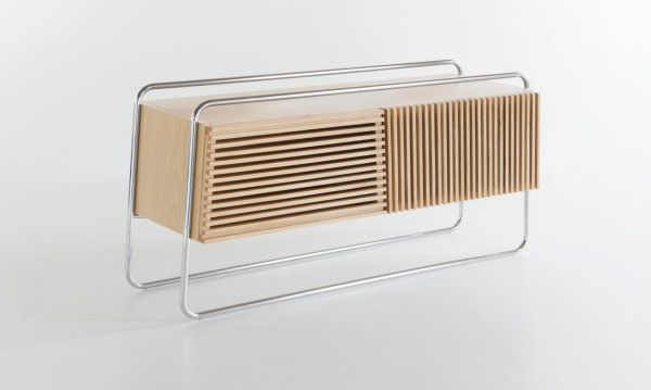 Marcel sideboard designed by Fabrizio Simonetti for Formabilio