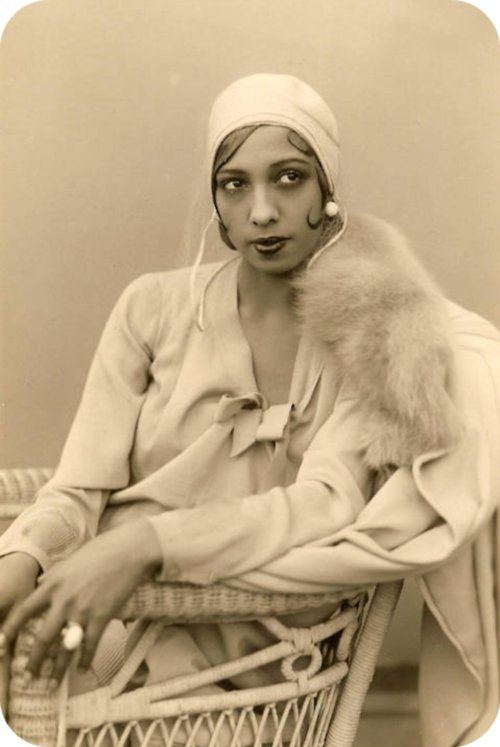 Josephine, 1929.Murray Korman, African American, Vintage, Josephine Bakers, Beautiful, Concerts Hall, 1920S, Black History, People