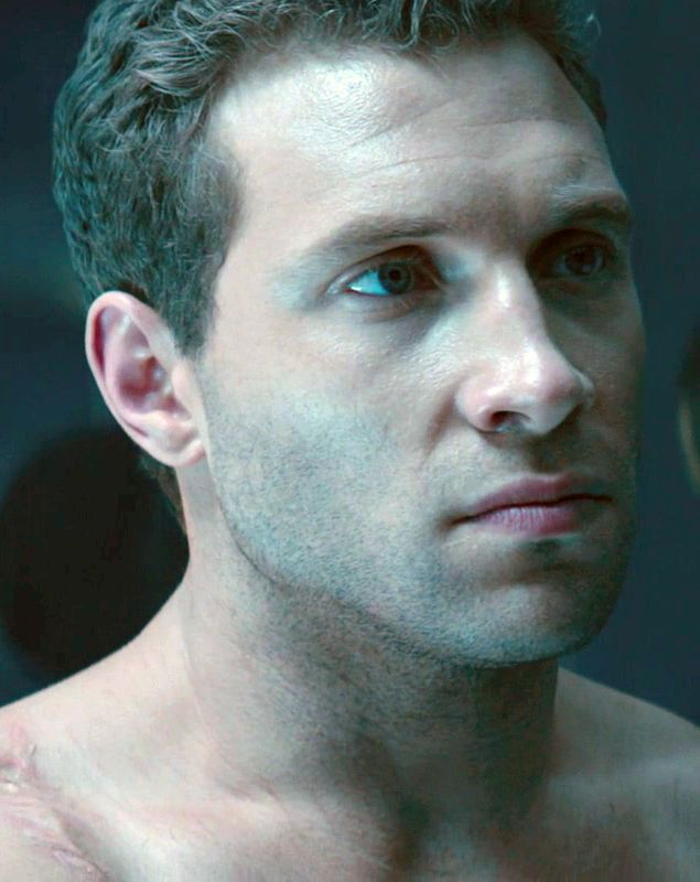 Jai Courtney-love this guy.