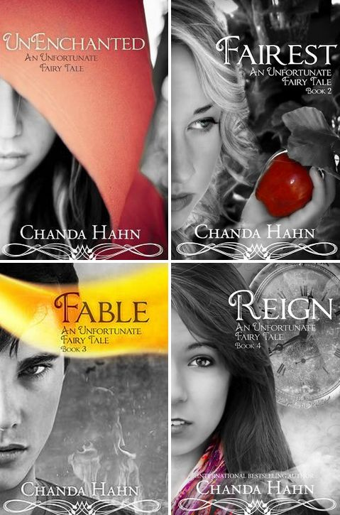 An Unfortunate Fairy Tale, love this book series! If it is fairy tale related I'm usually hooked, but these series is a great spin on traditional!