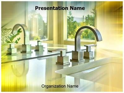17 best images about interior design powerpoint template for Bathroom design template