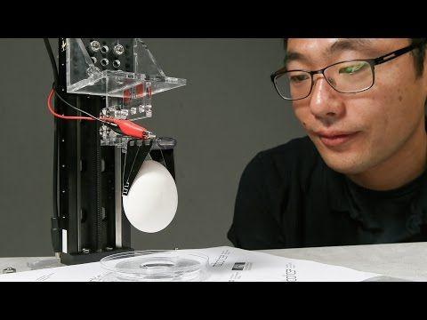 Delikatny robot, który z jajkiem obchodzi się …jak z jajkiem