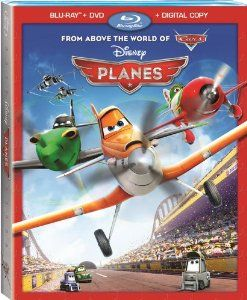 Disney Planes Blu-ray, DVD, and Digital Copy Only $15 – Lowest Price! FREE Shipping! (reg. $44.99)