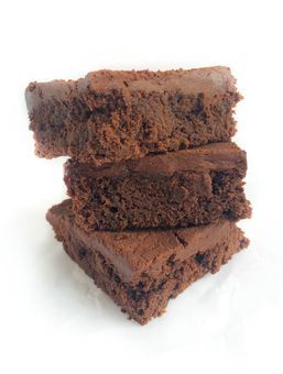 Gluten Free Brownies with Mocha Fudge Frosting