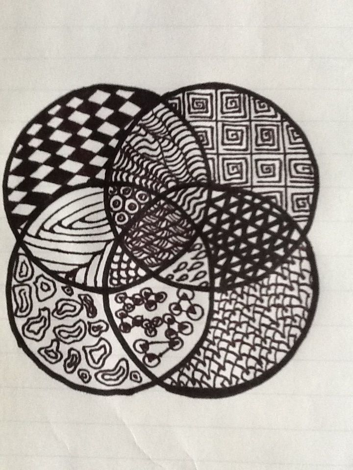 17 Best images about zentangle circles on Pinterest | Circles ...