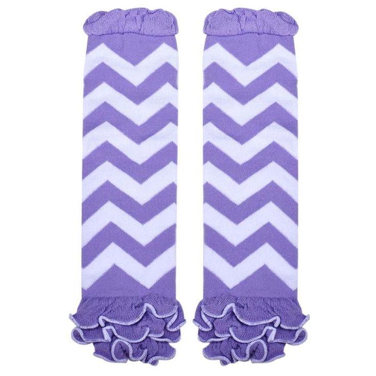Leg Warmers for Girls Child Girl Striped Kneepad Socks Leg Warmer Calentadores De Piernas #2458