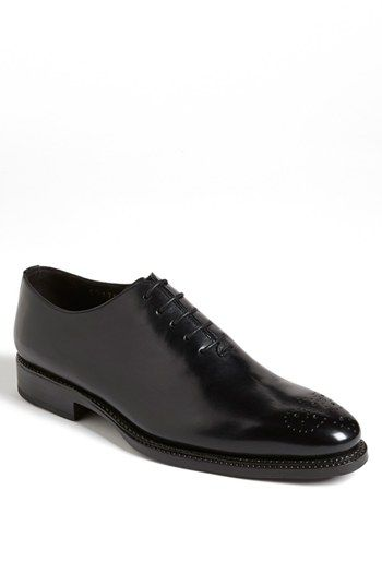 Canali Wholecut Oxford available at #Nordstrom