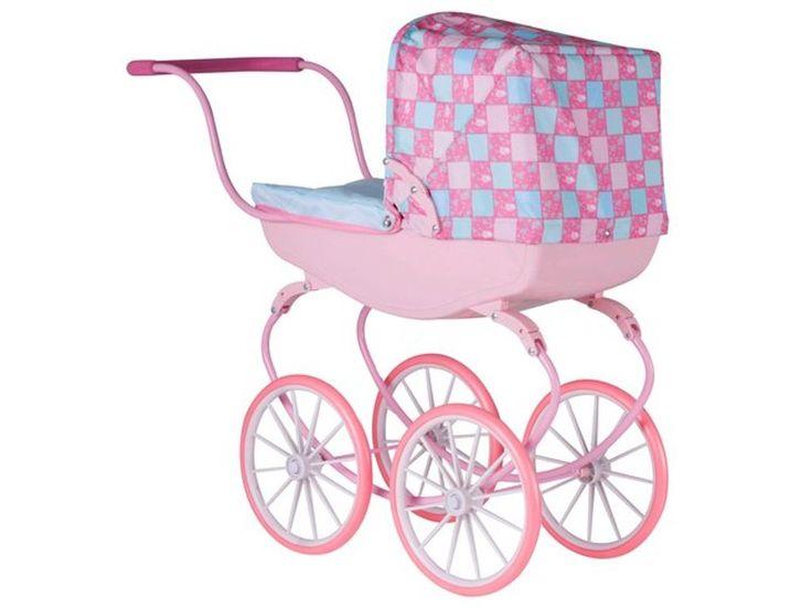 Baby Annabell Vintage Carriage Pram | Pram