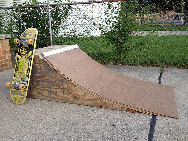 what makes a good skateboard ramp