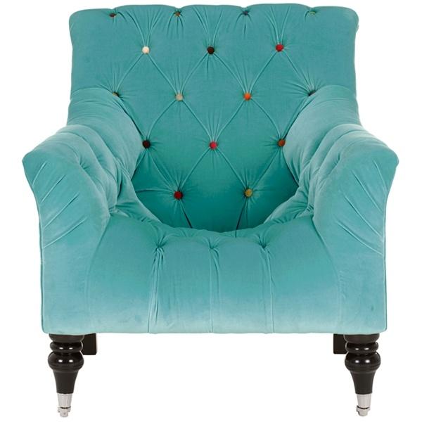 Exceptionnel Mr Bright Armchair In Aqua £999.01