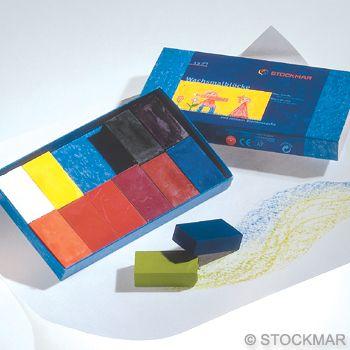 Stockmar Wachsmalblocke Мягкие восковые мелки