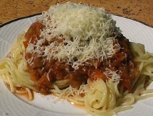 Omáčka ,,PASTAŠUTA,, na špagety či jiné těstoviny