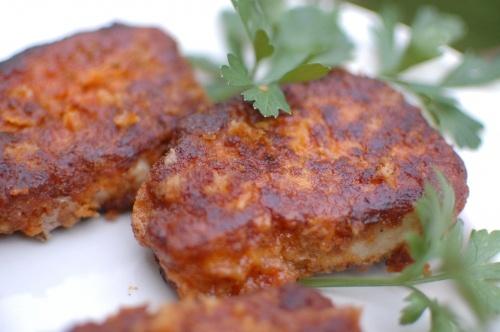 Pan-fried Pork LoinChops