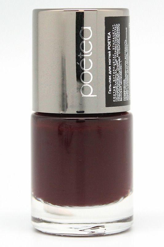 Гель-лак для ногтей, тон 55 POETEAЛак с эффектом гелевого покрытия. Наносить такой лак нужно обычным способом без использования лампы. Готовый маникюр выглядит так, как будто ногти покрыты гелевым UV лаком.