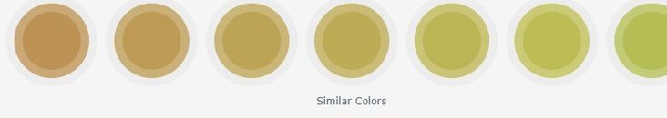 Vegas gold / #c5b358 hex color