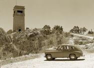 Goulburn NSW Australia, War memorial 1948