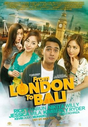 From London to Bali (2017) - http://bioskop-201.info/2266/from-london-to-bali-2017