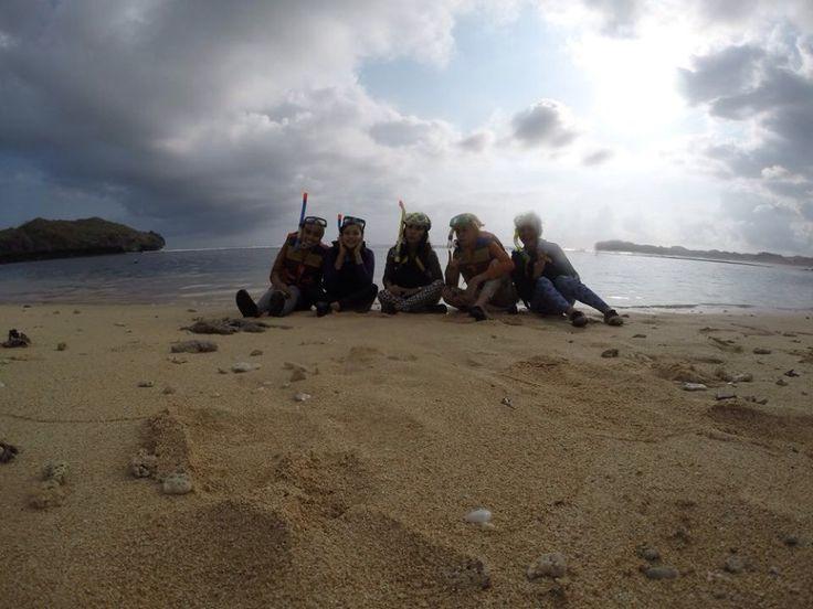 Pantai Sadranan - Gunungkidul - Yogyakarta - Indonesia