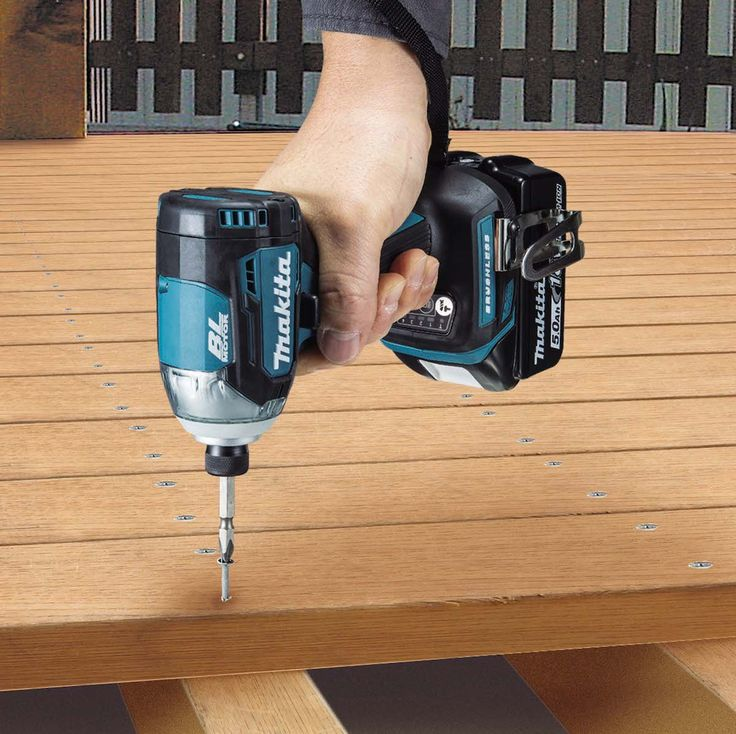 Slow start mode on new Makita DTD170 impact driver