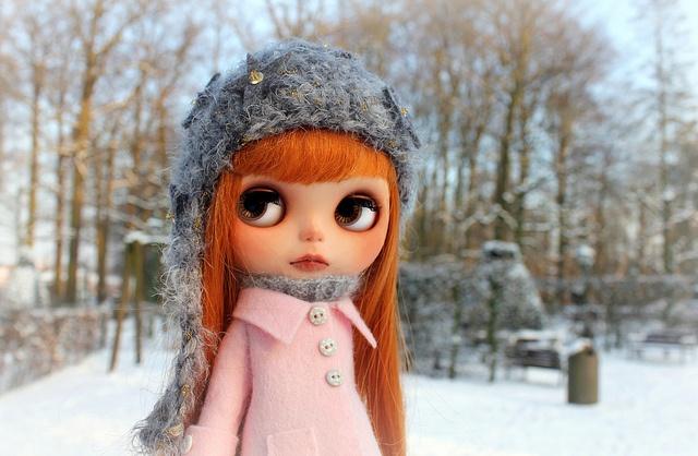 Pretty snowbird   by OhChiWaWa!Darling Dolly ಌ, Girls Generation, Dear Lele, Google Search, ಌThis Darling, Lele Girls, Blythe Dear, Blythe Hats, Darling Dollyಌ