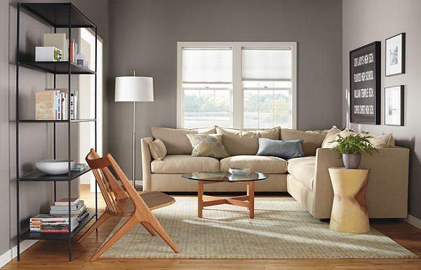 Stühle für das wohnzimmer präsentieren die schönheit des holzes