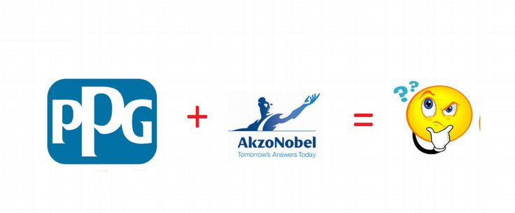 PPG holds all options open in quest for Dutch paint maker AkzoNobel !