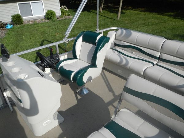 17 Best Ideas About Pontoon Boat Furniture On Pinterest