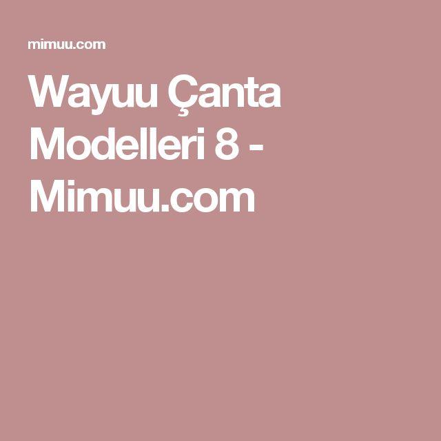 Wayuu Çanta Modelleri 8 - Mimuu.com