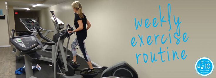Weekly Exercise Routine - the10principles