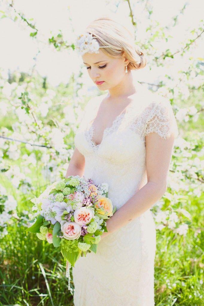 Romantic Orchard Wedding :: Weddingbells.ca Feature