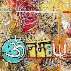 Om Namah Shivaya by Poonam Malpani
