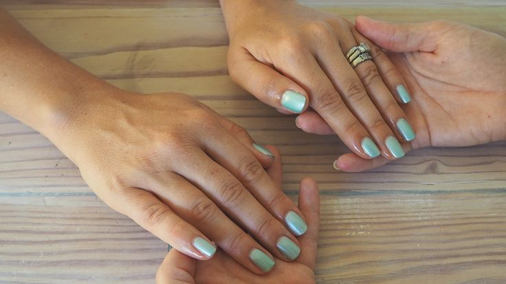 Charity collaboration - future dreamers nail polish colour