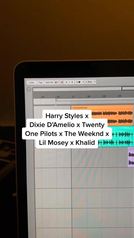 Harrystyles Hashtag Videos On Tiktok Good Vibe Songs Mashup Music Mood Songs