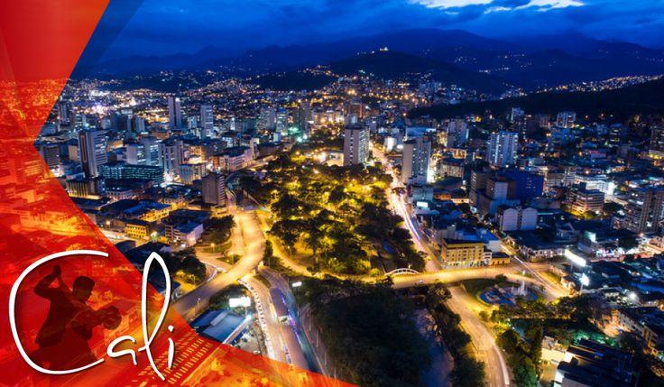 A cidade do sabor, da alegria é das cores é Cali. Um dos melhores climas do país com uma infinidade de planos para fazer. Descubra o que você pode fazer em Cali. #Cali #Férias #Destinos #Colombia #Marriott
