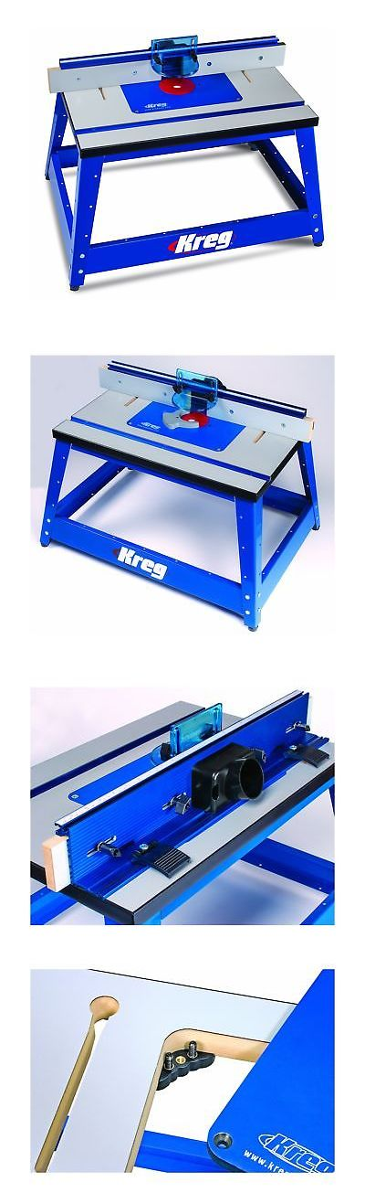 Router Tables 75680: Kreg Prs2100 Bench Top Router Table New -> BUY IT NOW ONLY: $266.87 on eBay!