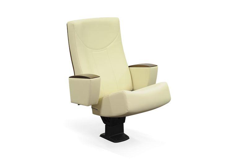 Le Star Plus n'est pas seulement beau, il est aussi ergonomique. Muni d'un dossier triple galbe, ce fauteuil assure un excellent maintien lombaire et ses lignes sobres en font l'un des fauteuils les plus vendus.
