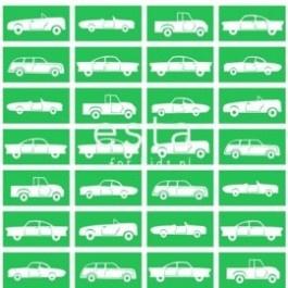 Stoer groen behang met auto's van Esta Jimbo. Dit behang staat super gaaf in elke jongens slaapkamer. Op het behang staan verschillende auto's afgebeeld. LET OP: Wilt u meerdere rollen bestellen, bestel deze dan gelijktijdig. De rollen behang komen dan uit dezelfde drukserie en hebben dan geen onderlingkleurverschil.