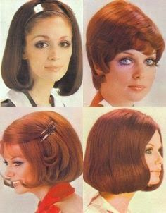 Hairstyles of the 1960s: The Bob | Style Sixties
