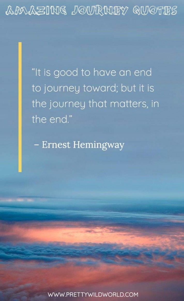 3 Amazing Journey Quotes in 3  Journey quotes, Life quotes