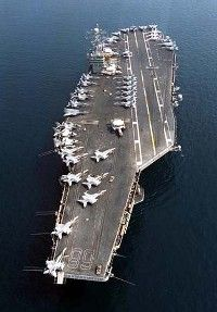 Aircraft carriers are ships outfitted with flight decks to launch and land airplanes. Learn about the parts of aircraft carriers and aircraft carrier crews.