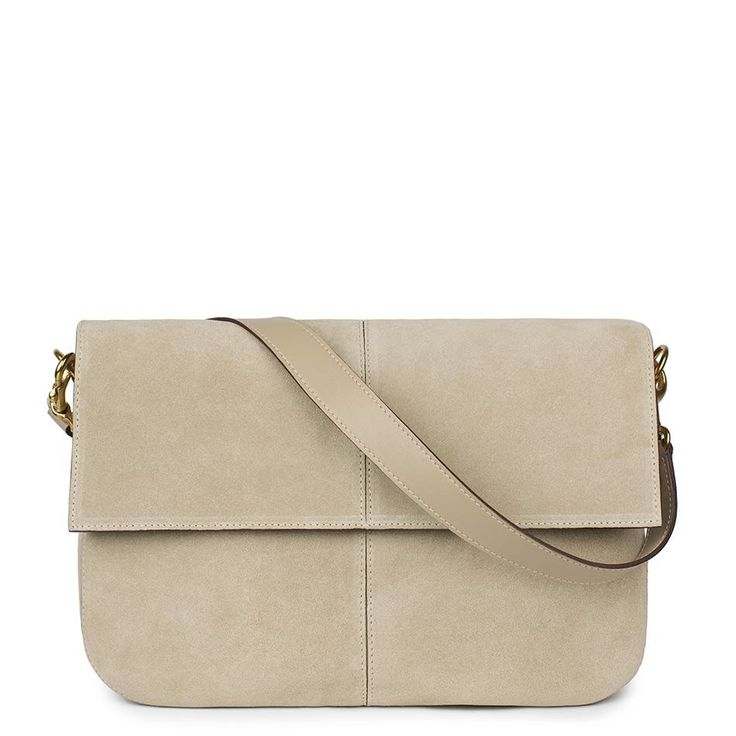 VIDA Leather Statement Clutch - Perplexed by VIDA
