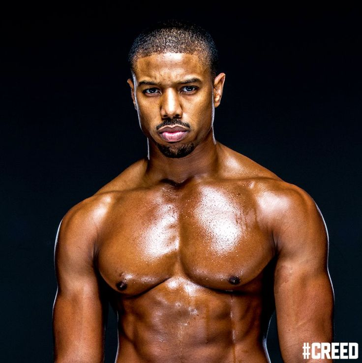 """Creed"" actor Michael B. Jordan clears the air in the wake of recent comments and his misuse of the term ""female."""