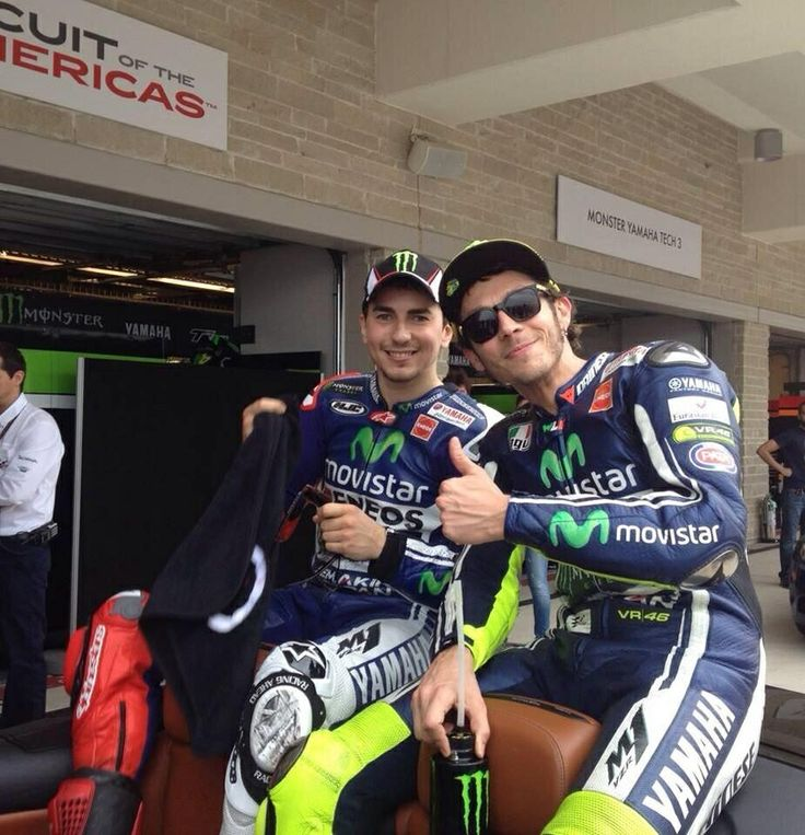 Lorenzo and Rossi