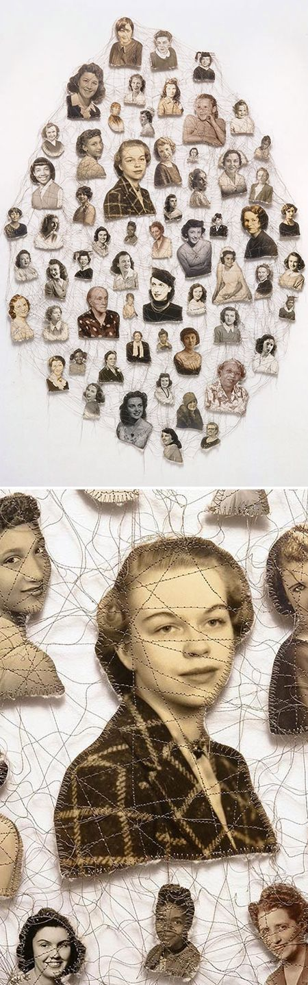 The Jealous Curator » embroidery