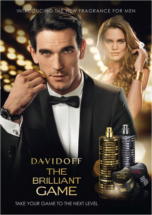 The Brilliant Game Davidoff for men Pictures