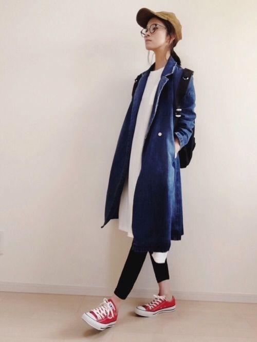 BEAUTY&YOUTH UNITED ARROWSのキャップ「BY ビッグコーデュロイキャップ」を使ったnonのコーディネートです。WEARはモデル・俳優・ショップスタッフなどの着こなしをチェックできるファッションコーディネートサイトです。