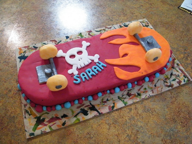 yup!!! this is soo my cake!!! even has my name on it!!! :D