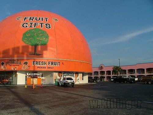 The Big Orange, Kissimme, FL
