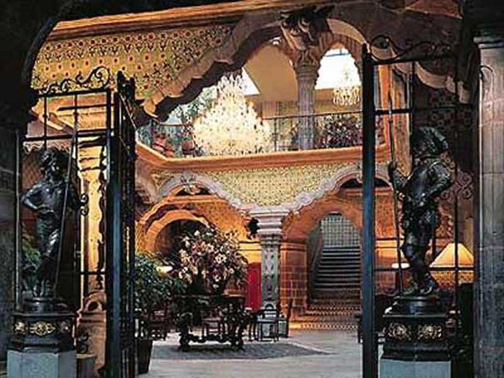 La Casa de la Marquesa.. Queretaro,Mexico